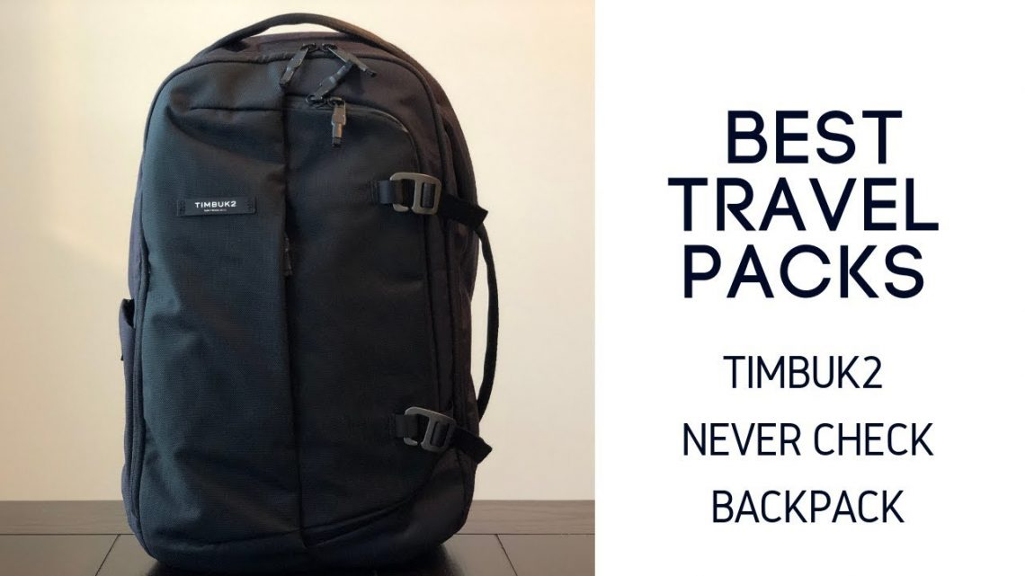 Best Work Travel Packs  Timbuk2 Never Check Expandable Backpack Review e1fe66f0b3e5a